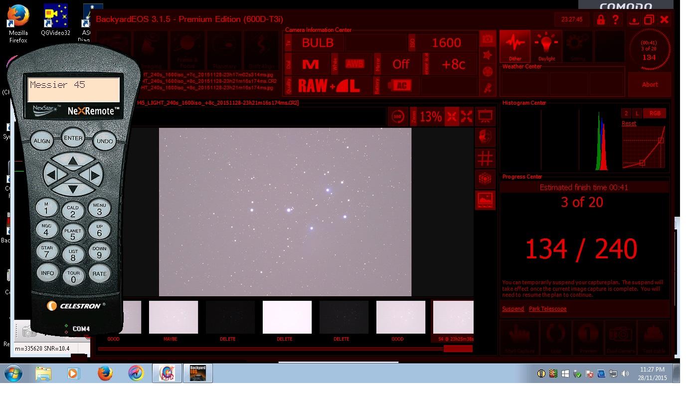 Astrophotography observatory imagecapture observatory for Image capture